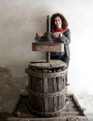 Rossella Bencini Tesi, titolare della Fattoria di Bacchereto