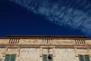 La casa e il cielo di Loreto
